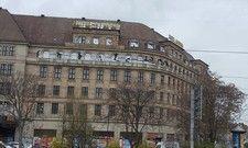 Hier soll es bald anders aussehen: Für das Leipziger Astoria liegen umfangreiche Sanierungspläne vor