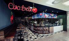 Offenes Designkonzept: Die neue Filiale von Ciao Bella in Hamburg