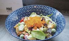 Frisch zubereitet und individuell: Jeder Gast kann seine Bowl aus mehreren Komponenten zusammenstellen.