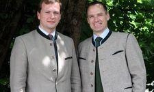 Arbeiten jetzt zusammen: (von links) Franz Inselkammer (Brauerei Aying) und Peter Inselkammer (Eigentümer Platzl Hotel)