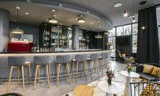 Bar in neuem Design: Das NH Berlin Alexanderplatz wurde umgestaltet