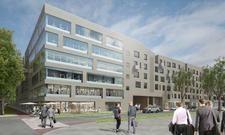 Neues Quartier in Mannheim: Mittendrin sind drei Accor-Hotels mit 455 Zimmern