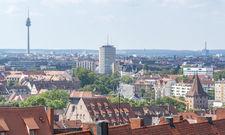 Niedrige Preise: Auch in Nürnberg verbucht die Luxushotellerie stark sinkende Raten im Jahr 2017