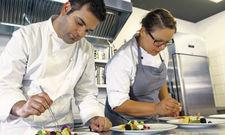 Gal Ben Moshe: Der Koch verlässt seine angestammten Räume nur ungern