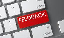 Wichtig: Das Feedback aus dem Netz zum eigenen Vorteil einsetzen