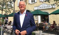Übernimmt das Lindners in Bad Aibling: Jost Deitmar