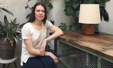 Design-Liebhaberin: Jillian May in ihrem Restaurant im Halleschen Haus