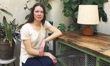 Zufrieden in der Hauptstadt: Jillian May wollte eigentlich nur für ein Jahr in Berlin bleiben. Jetzt sind sieben Jahre daraus geworden