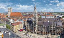 München brummt: Die Bayernmetropole punktet mit hohen RevPar-Steigerungen.