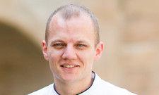 Er erwartet ein gewisses Engagement für seinen Betrieb: Tobias Dittrich, Inhaber Schloss Hohenstein bei Coburg