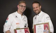 Fahren zur Anuga nach Köln: Marvin Böhm und Sören Herzig haben sich für das Finale um den Titel Koch des Jahres qualifiziert
