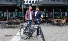 Bringen das erste Beef!-Lokal an den Start: Oliver Altherr und Jan Spielhagen