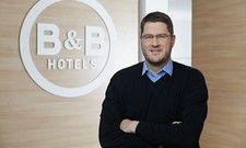 Ehrgeizige Ziele Max C. Luscher will B&B Hotels in Deutschland weiter etablieren