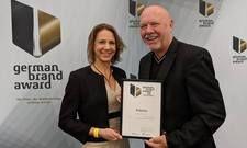 Freuen sich: Anja Wagner und Klaus Michael Schindlmeier