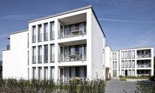 Renoviert: Die Deichhäuser Anna Küste in Bensersiel