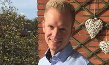 Neu im Kleinen Jacob: Restaurantleiter Eric Weinrich
