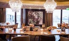 Restaurant mit Ausblick auf die Elbe: Das Hamburger Abendblatt – das Restaurant im Louis by Thomas Martin & Friends startet am 8. August