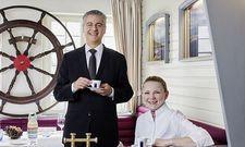 Sie prägen das Restaurant Im Schiffchen bei Enzo: Nina Ranger und Enzo Caso