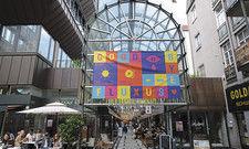 """Fluxus: Die """"Temporary-Concept-Mall"""" war ein beliebter Anlaufpunkt in Stuttgart-Mitte."""