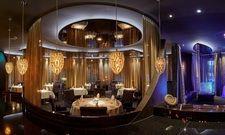 Sorgfältig inszenierter Gastraum: Das Restaurant Ammolite