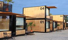 Sieht gar nicht so schlecht aus: Das Containerprojekt von Accorhotels