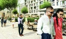 So soll es ausshene: Das künftige Andaz-Hotel in Schwabing