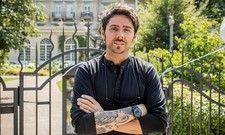 Kulinarische Berater: Der Schweizer Starkoch Nenad Mlinarevic trägt viel zum neuen Gastro-Konzept im Brenners bei