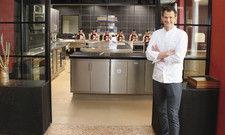 Blick in die Küche: Christian Eckhardt zeigt der AHGZ sein Reich