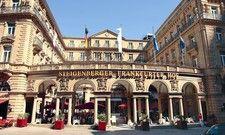 Top-Marke bei deutschen Verbrauchern: Die Steigenberger Hotels & Resorts, hier das Hotel Frankfurter Hof