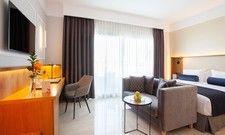 Großzügig gestaltet: Eine der 38 neuen Suiten im Grupotel Playa de Palma auf Mallorca