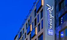 Großer Player am Hotelmarkt: Die Radisson Hotel Group, hier das Radisson Blu in Mannheim