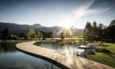 Idylle am See: Die Sonnenalp wirbt mit vielfältigen Badenmöglichkeiten