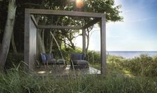 Neu in Weissenhaus: Luxuriöse Rückzugshütten in den Dünen
