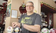 Er zapft kein Bier mehr: Jean Duwe wird das Hotel-Restaurant Zum Torwächter nicht weiterführen.