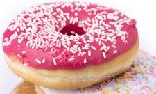 Runde Sache: Neben Donuts liegt der Fokus bei Dunkin' Donuts nun auch auf Kaffee