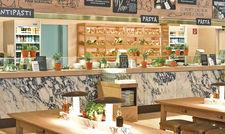 Pizza und Pasta auf kleinerer Fläche: Im franzöischen Toulon gibt es jetzt ein Mini Vapiano