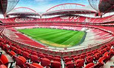 Hier bewirtet bald die Kofler Group: Das Fußballstadion Estádio da Luz in Lissabon