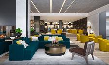 Die Lounge: Ein Rendering zeigt Details