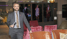 Überzeugt vom Produkt: Tim Ziegler, Operations Manager im Hotel Leonardo Royal Ulm.