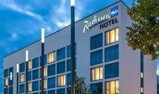 Businessmarke: Radisson Blu, hier das Haus in Hannover