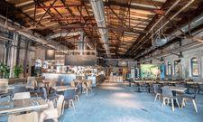 Gemütlich: Die Hobenköök ist Markthalle und Restaurant zugleich