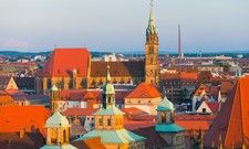 Positive Entwicklung: Nürnberg ist bei Touristen beliebt