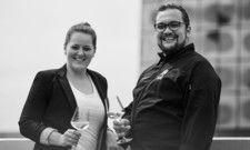 Sind ein eingespieltes Team: Jana und Kirill Kinfelt eröffnen zusammen das neue Restaurant Kinfelts Kitchen & Wein in der Hamburger Hafencity
