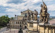 Semper-Oper in Dresden: Die sächsische Metropole punktet mit Kultur