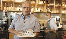 Eine Gastronomen-Legende in Recklinghausen: Uwe Suberg ist seit 2017 Franchisenehmer.