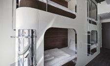 Stockbett in modernem Design: So präsentiert sich das Steel House Copenhagen