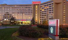Will nach oben: Marriott International