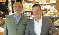 Entschlossen: Matthias Brockmann (links) und Christian Hirmer