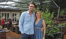 Gastropaar mit Power: Martin und Heidi Rieb agieren ideenreich und professionell.