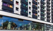 Modern und bunt: So präsentiert sich das A&O Prag Rhea nach der Renovierung